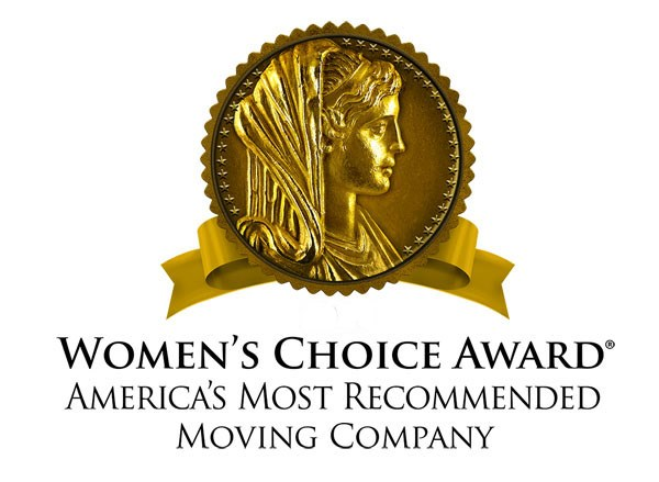 Allied Wins Women's Choice Award for America's Most Recommended Moving Company