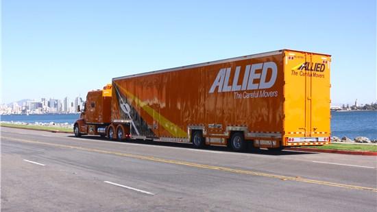 allied interstate truck