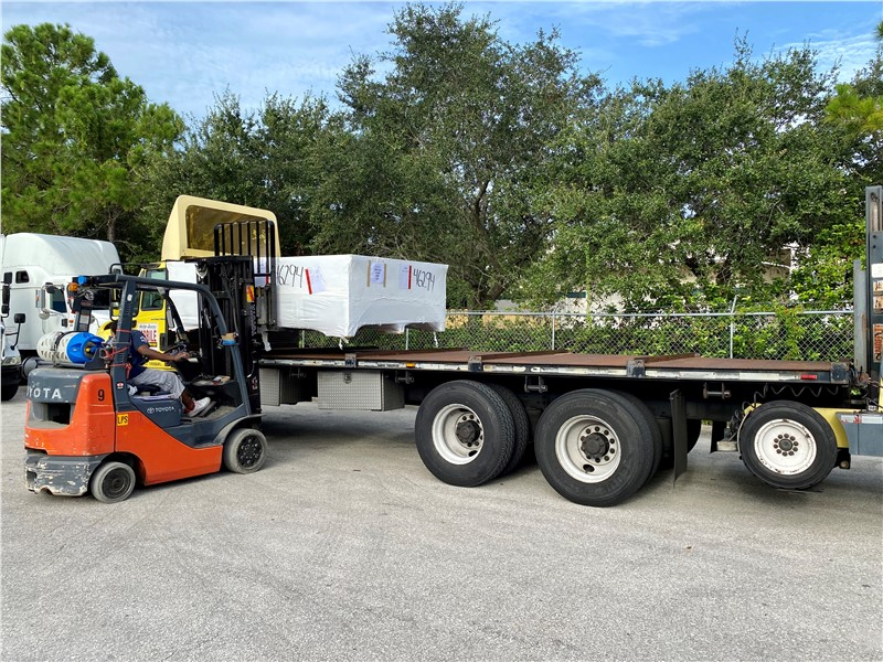 Spirit Movers Provides Moving & Storage Services for Sarasota Memorial's OR Remodel