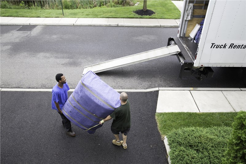 How to Safely Move Bulky Household Appliances and Furniture