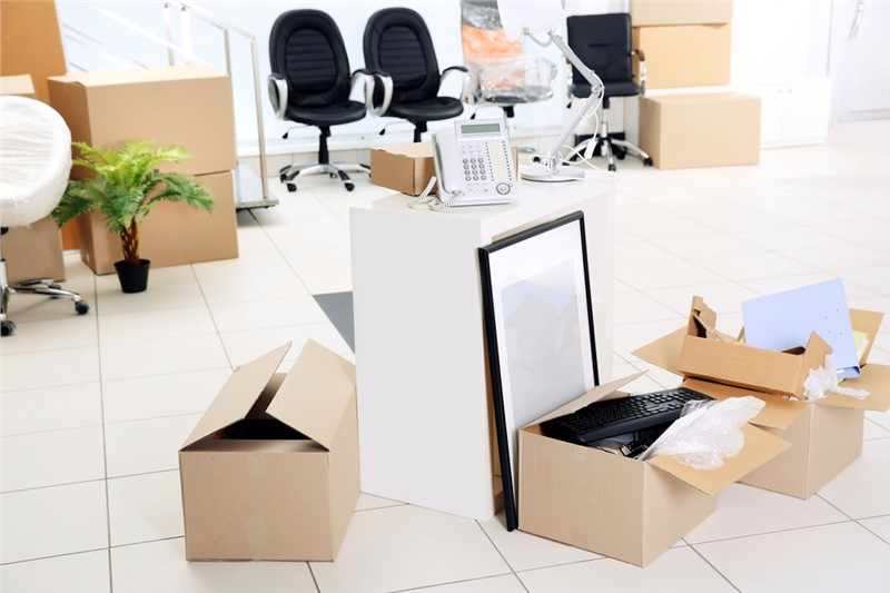 6 Steps to Prepare for an Office Move