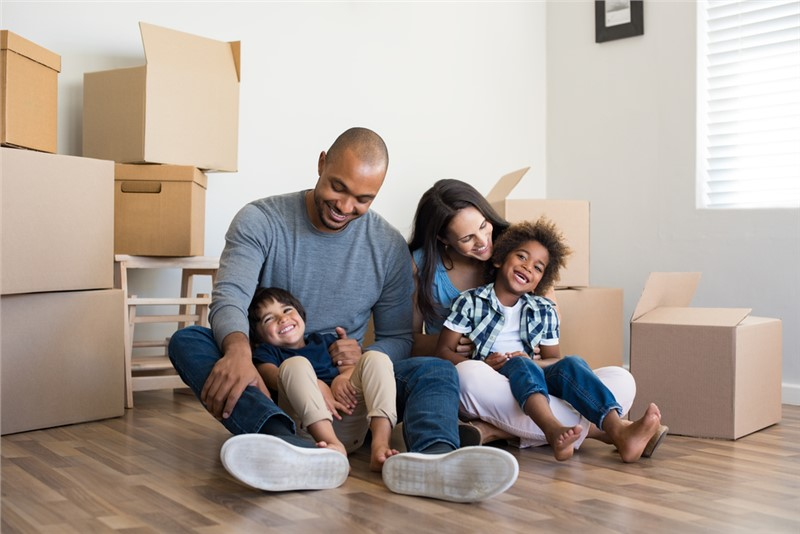 How to Tell Your Kids You're Moving