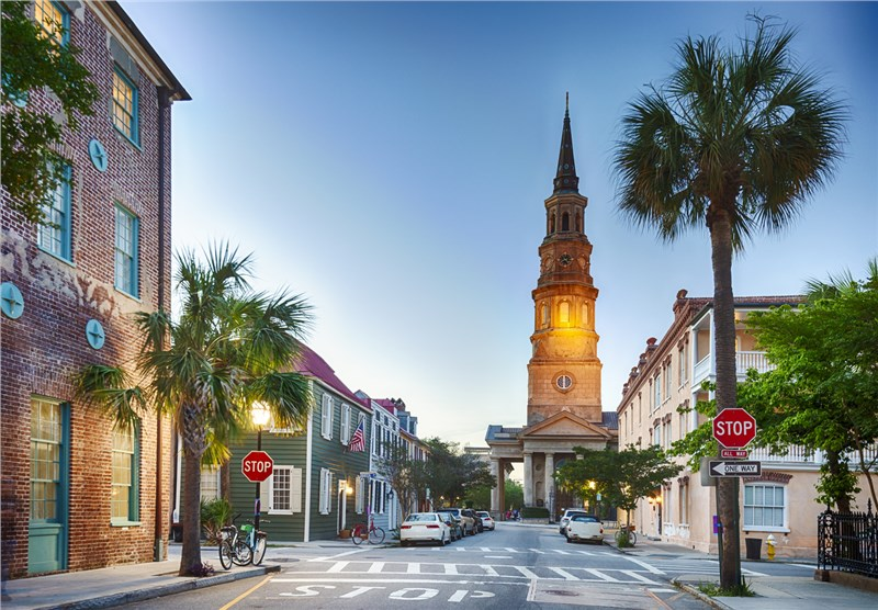 Moving to South Carolina's Oldest City From Florida