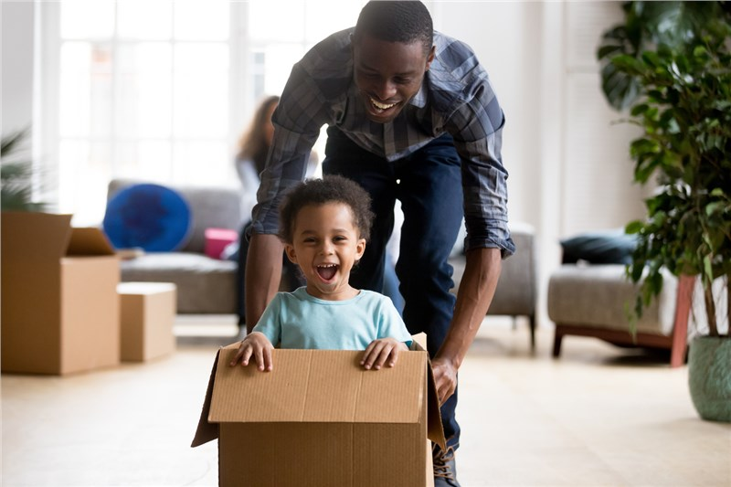 May is Moving Month: Here's 5 Ways to Reduce Your Child's Anxiety About Your Upcoming Move