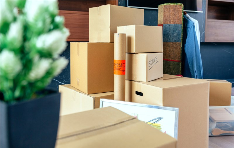 Types of Items You Can't Ship When Moving Locally or Long Distance