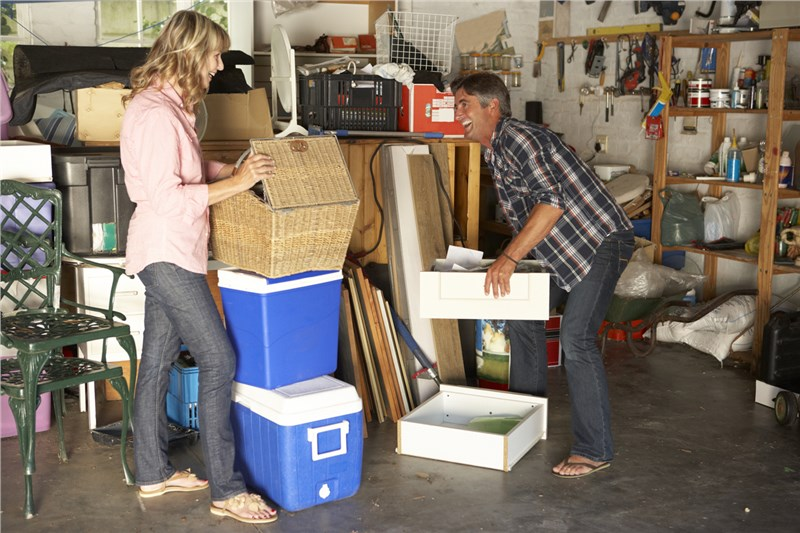 3 Basic Steps for Getting Rid of Household Clutter When Moving