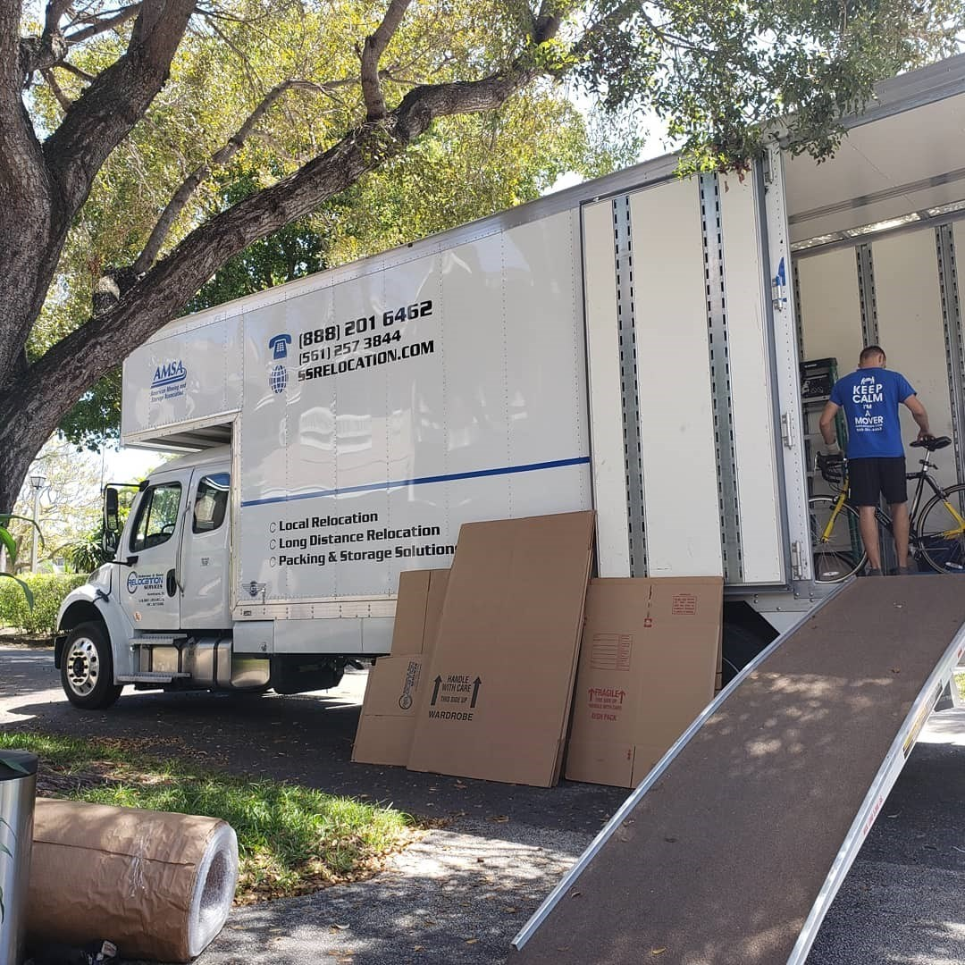 About Solomon & Sons | South Florida Movers | Miami Movers