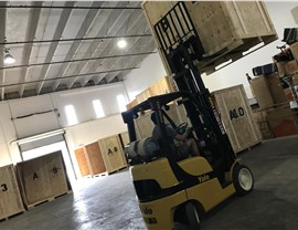 Storage Warehouse  | Solomon and Sons | South Florida Movers
