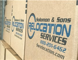 Packing Services | Solomon and Sons | South Florida Movers