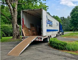 Moving Truck Fleet | Solomon and Sons | South Florida Movers