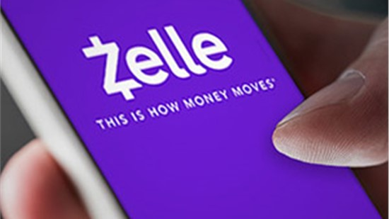 Now Accepting Zelle Pyaments
