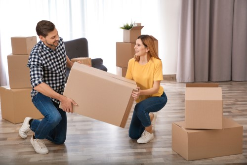 How Getting Rid of Stuff Can Make Relocation Easier