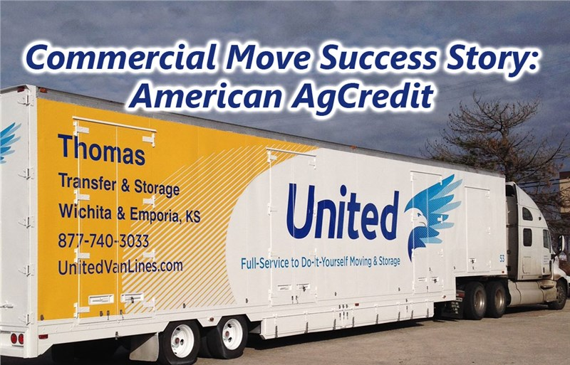Wichita Commercial Moving Spotlight - American AgCredit