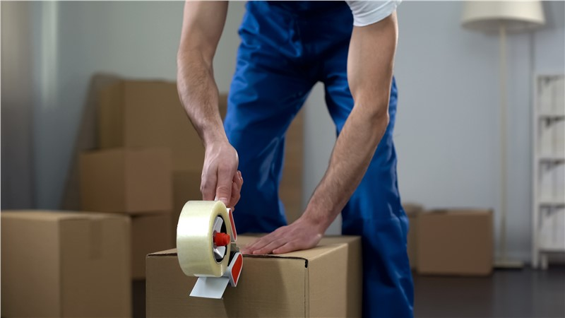 Using a Professional Mover for Your Last-Minute Move