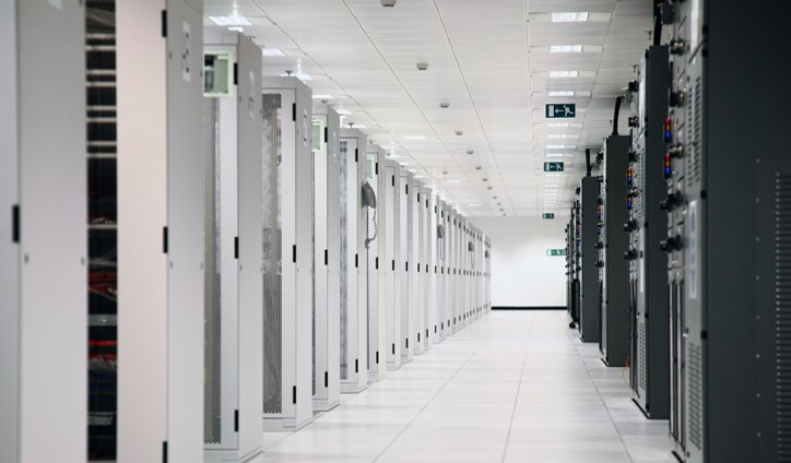 bay area data center server movers