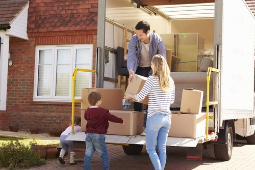 What to Expect during the Moving Process