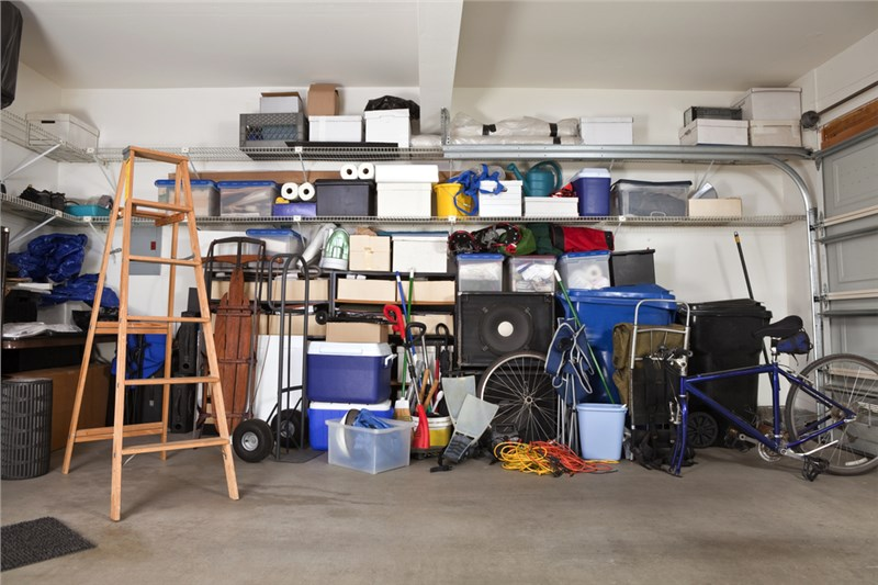 Packing Tips and Tricks: Tackling the Garage