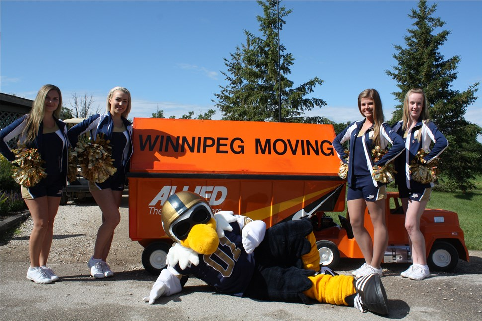 winnipeg blue bombers photo